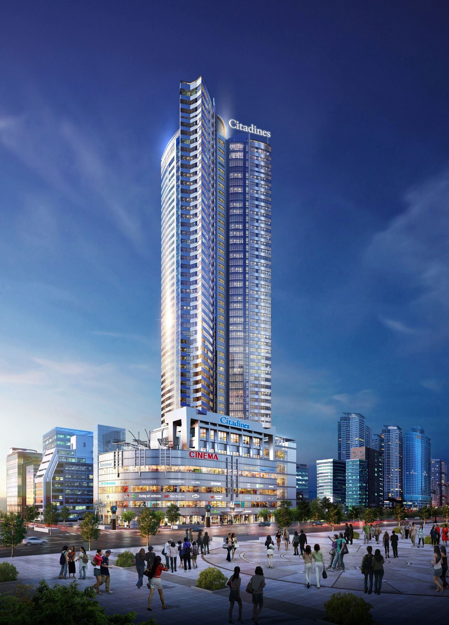 Ascott To Launch First Citadines Apart Hotel In Busan South Korea