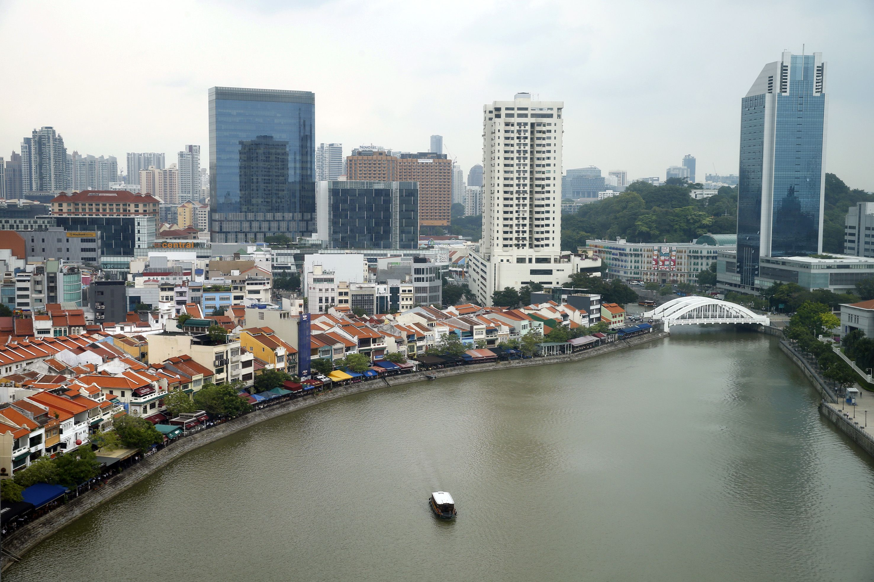 boat quay to get s 5m facelift next year government u0026 economy