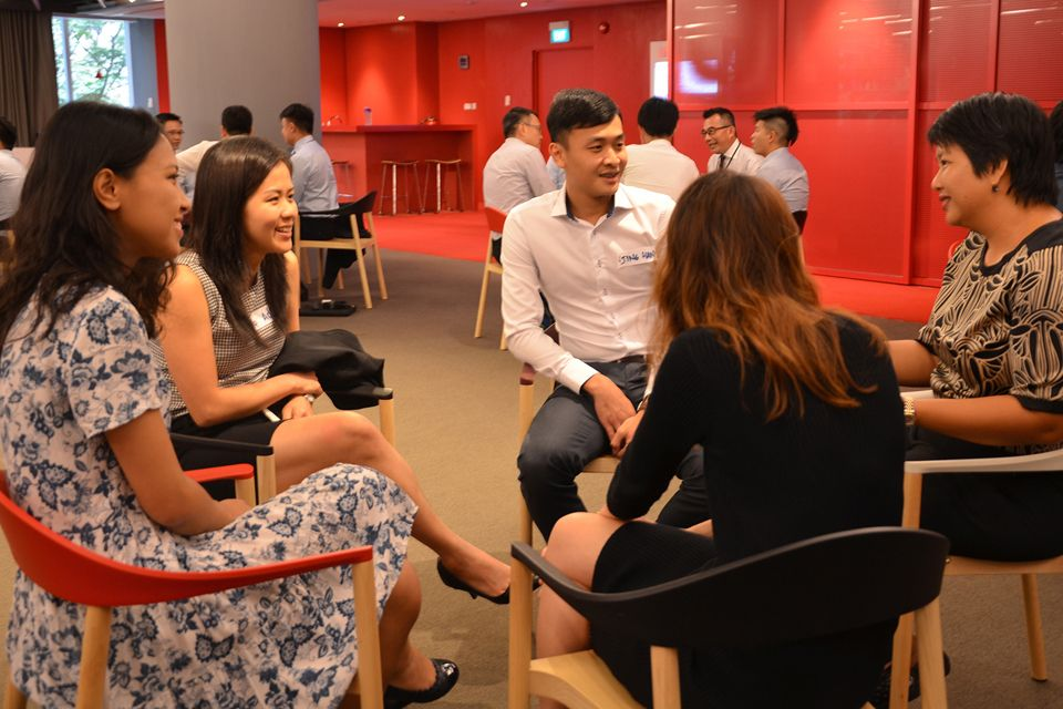 Ningbo Business Club Speed Networking