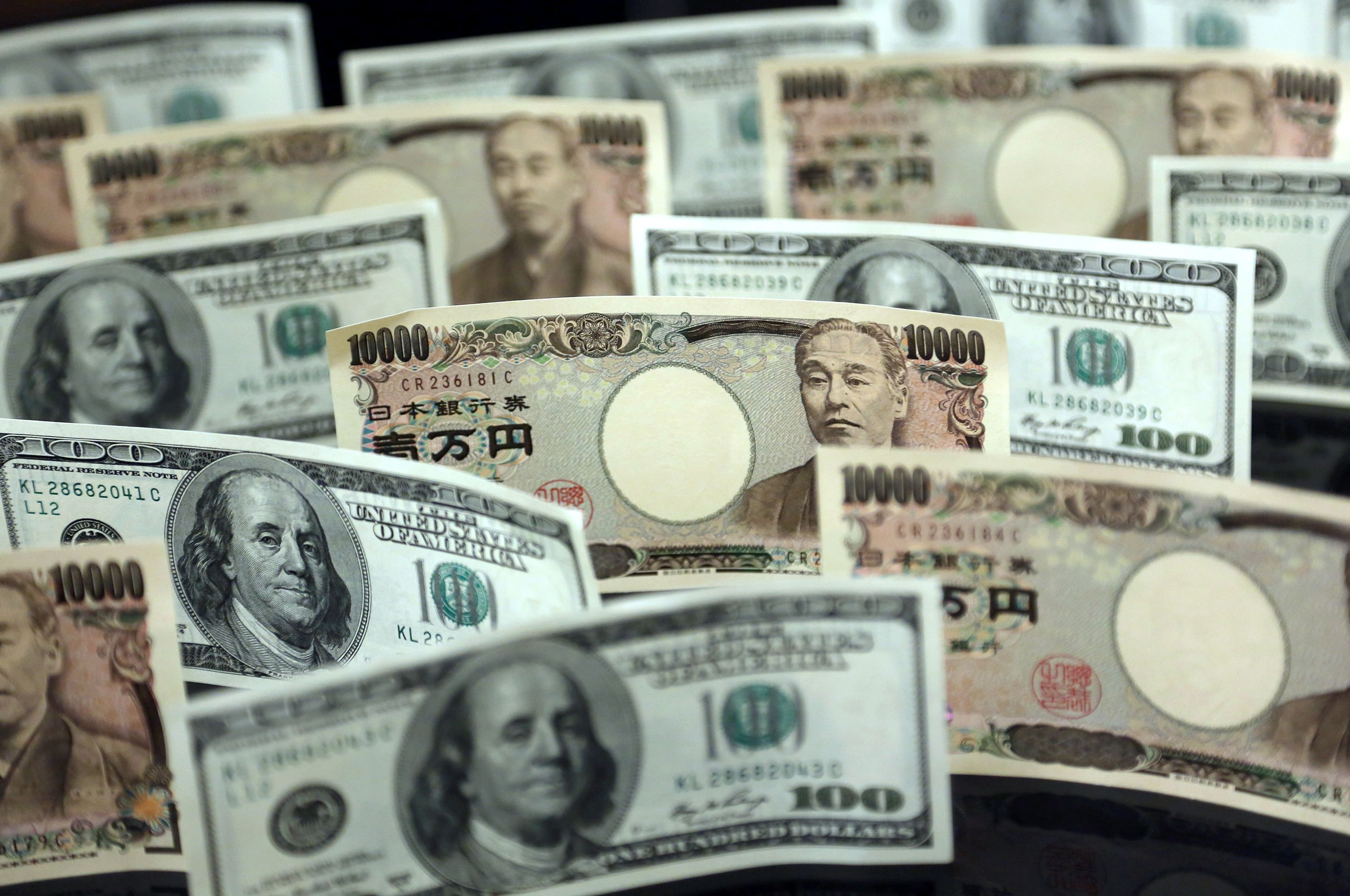 Yen S Drop Wipes Out Currency Hedges For An Firms