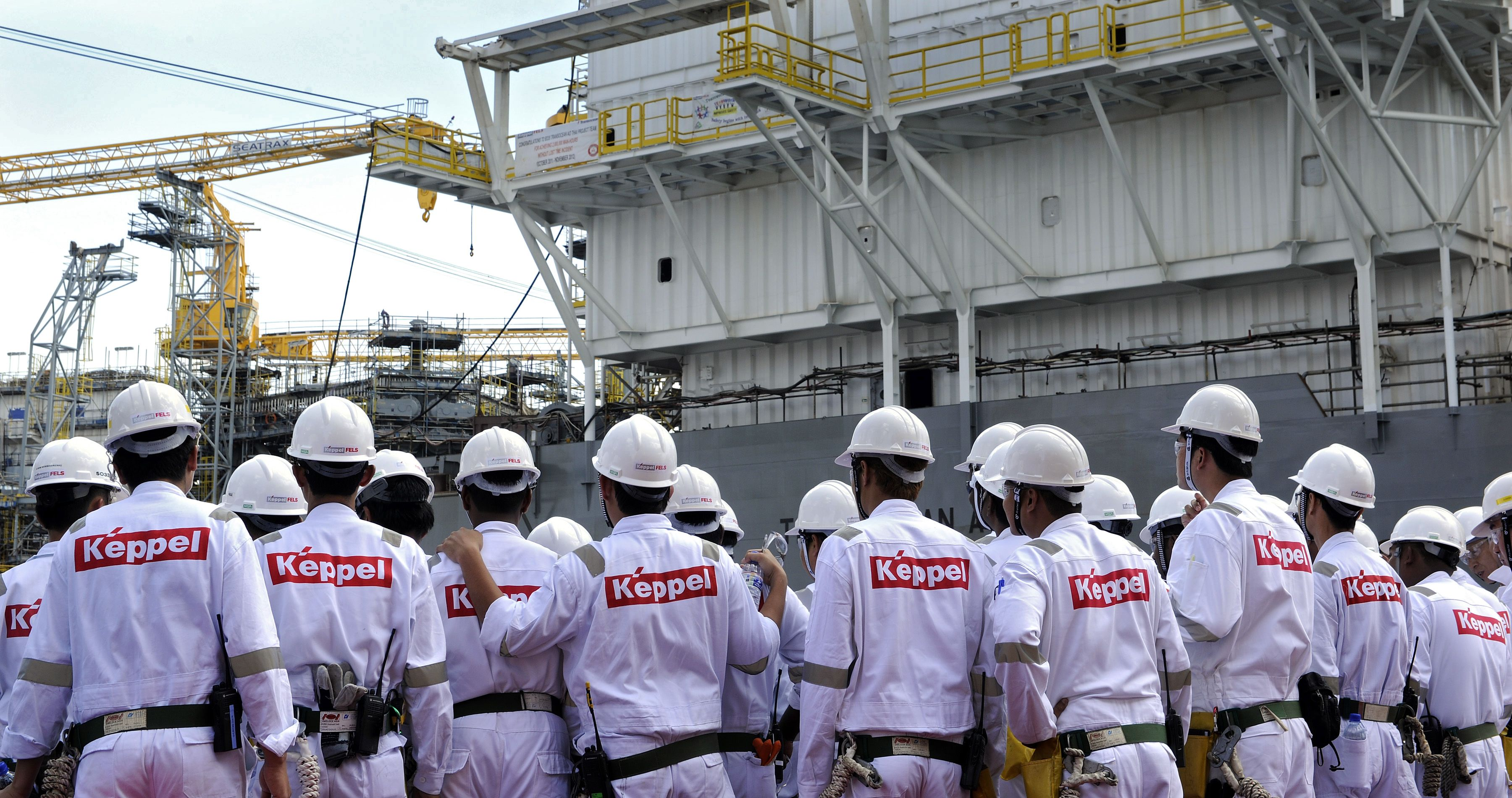 Keppel acquires Cameron Offshore Rig business