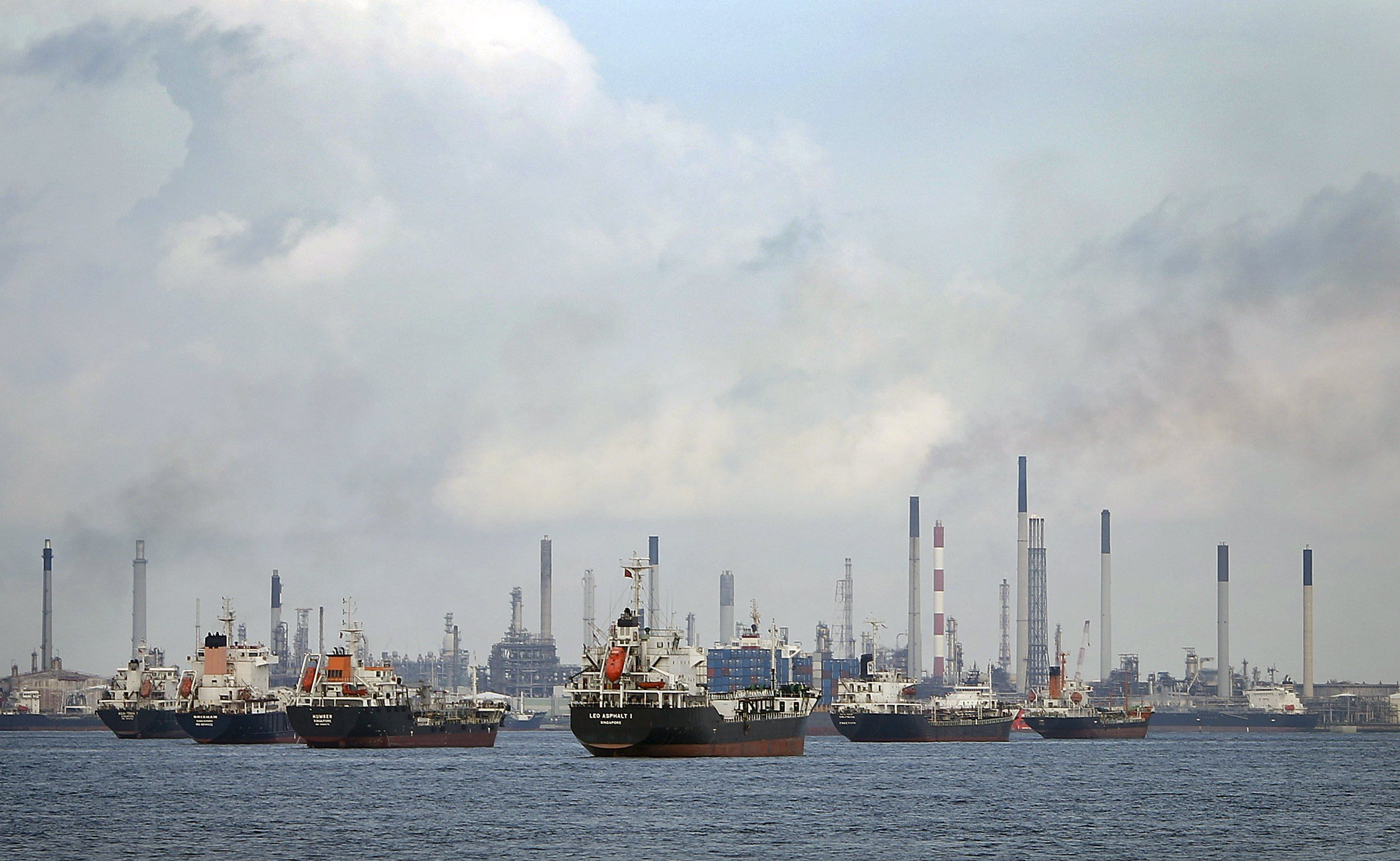 Platts includes Singapore oil terminal in gas oil pricing