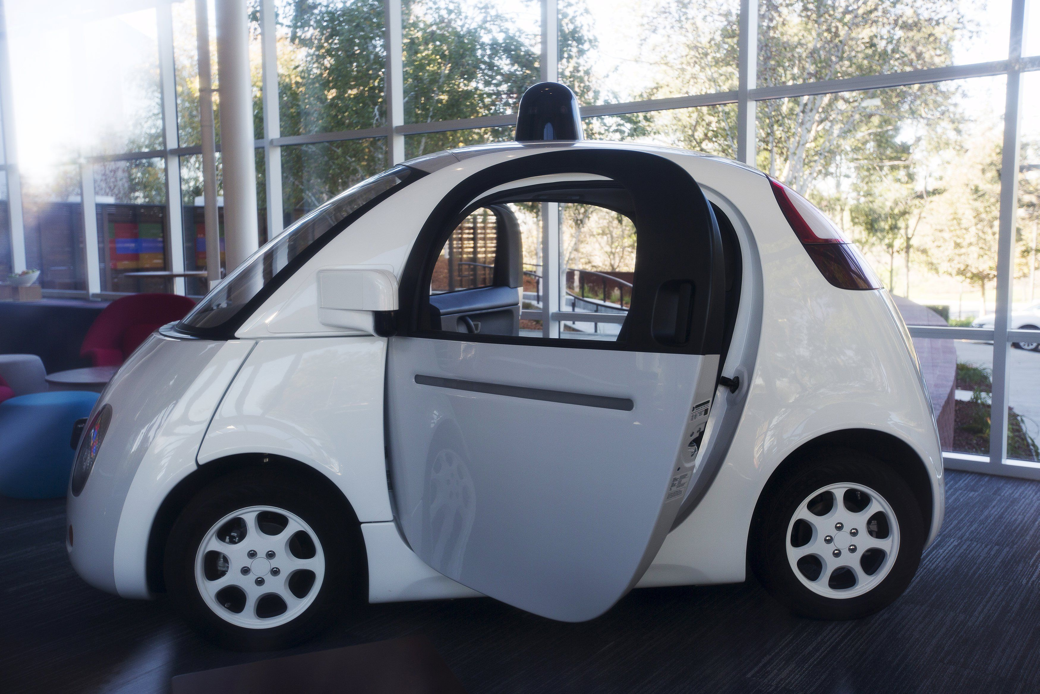 Google's self-driving car software seen as driver by US