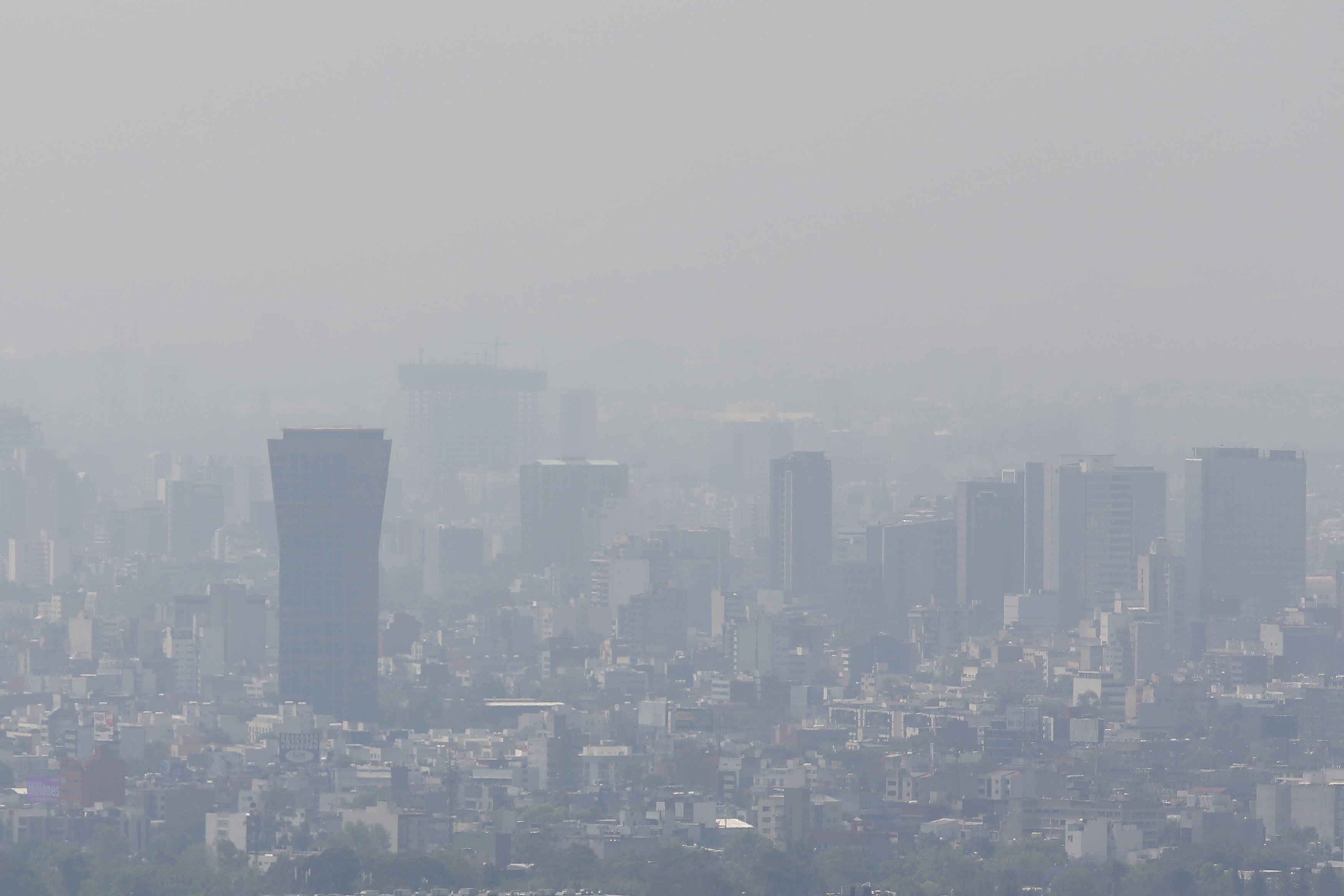 Mexico City may be backsliding on air pollution | Citiscope