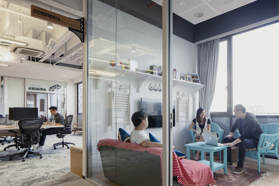 Does A Fancy Office Mean Happier Workers?