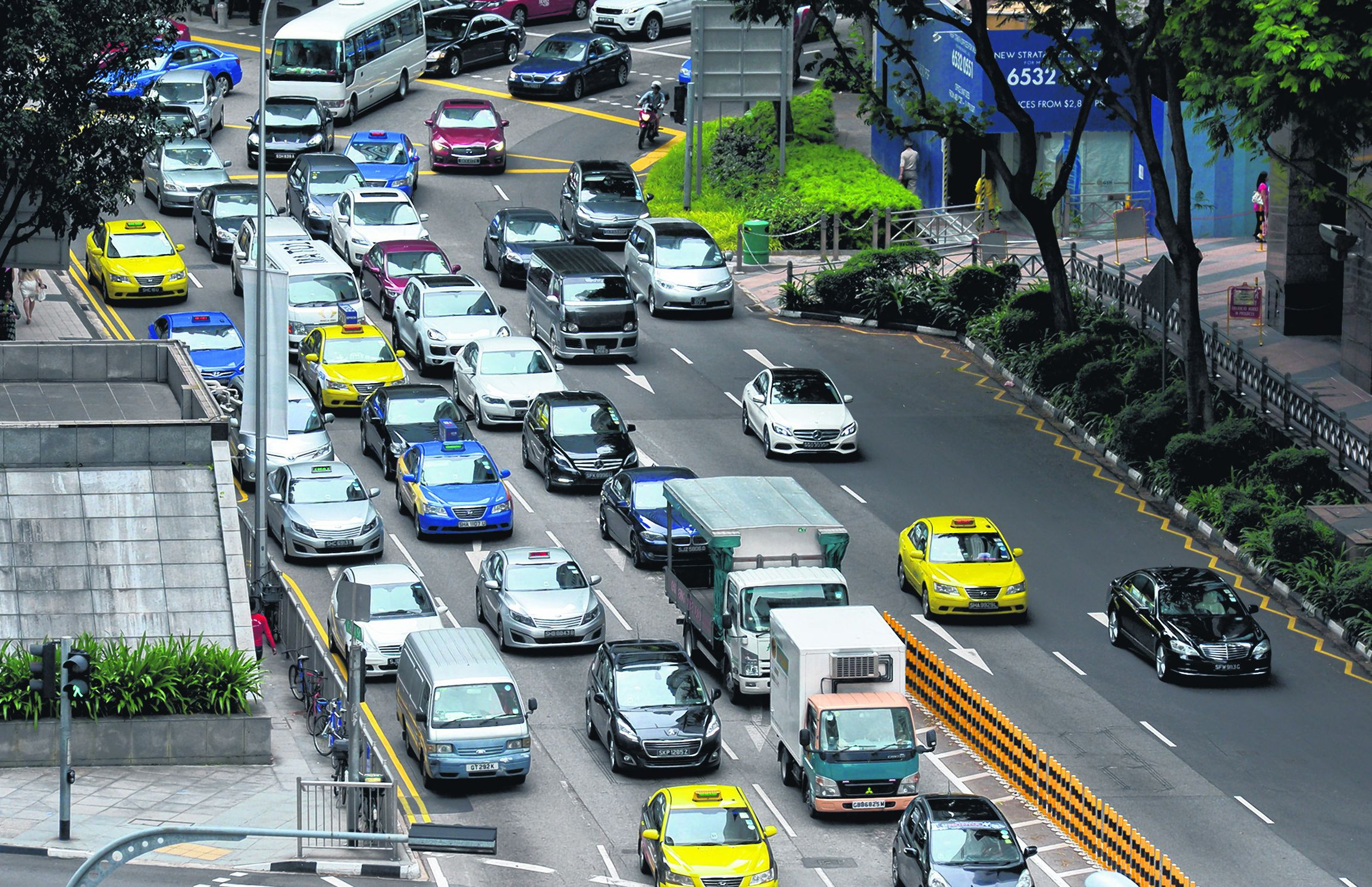 Singapore Policies On Cars And Parking To Be Adjusted Transport