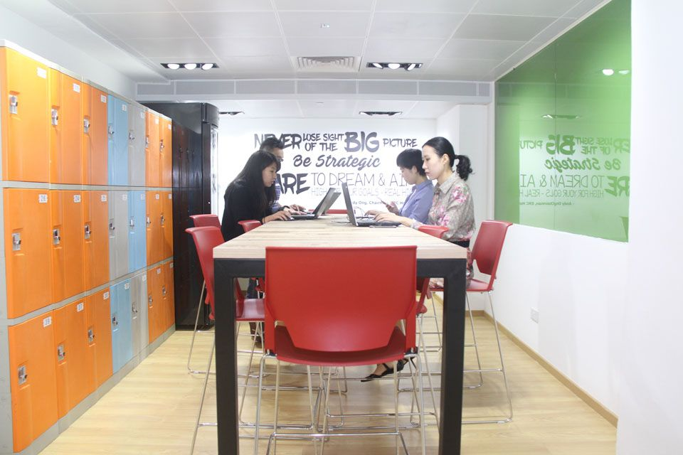 Big Work co-working space