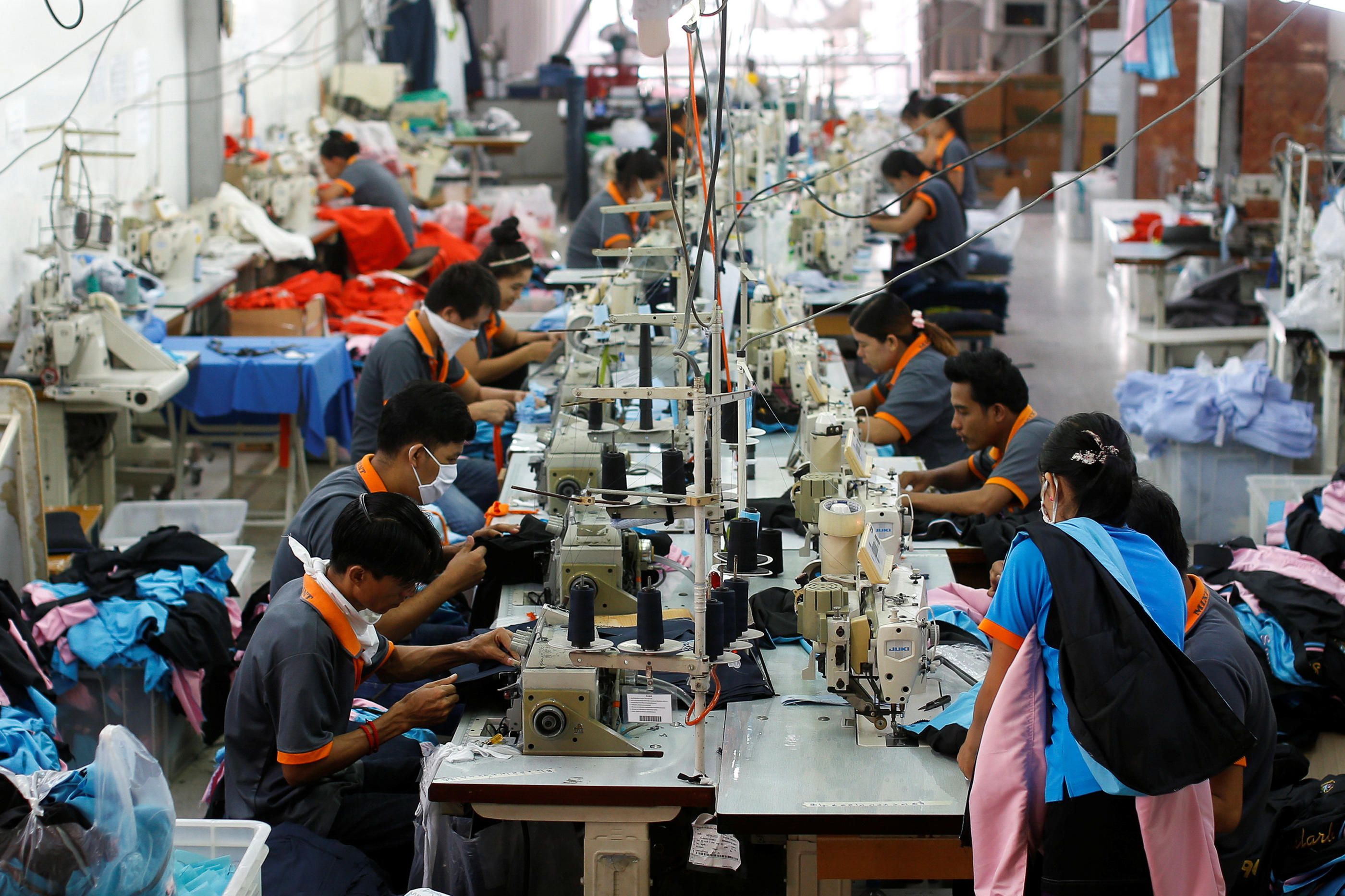 The sight of aThai factory | The Business Times