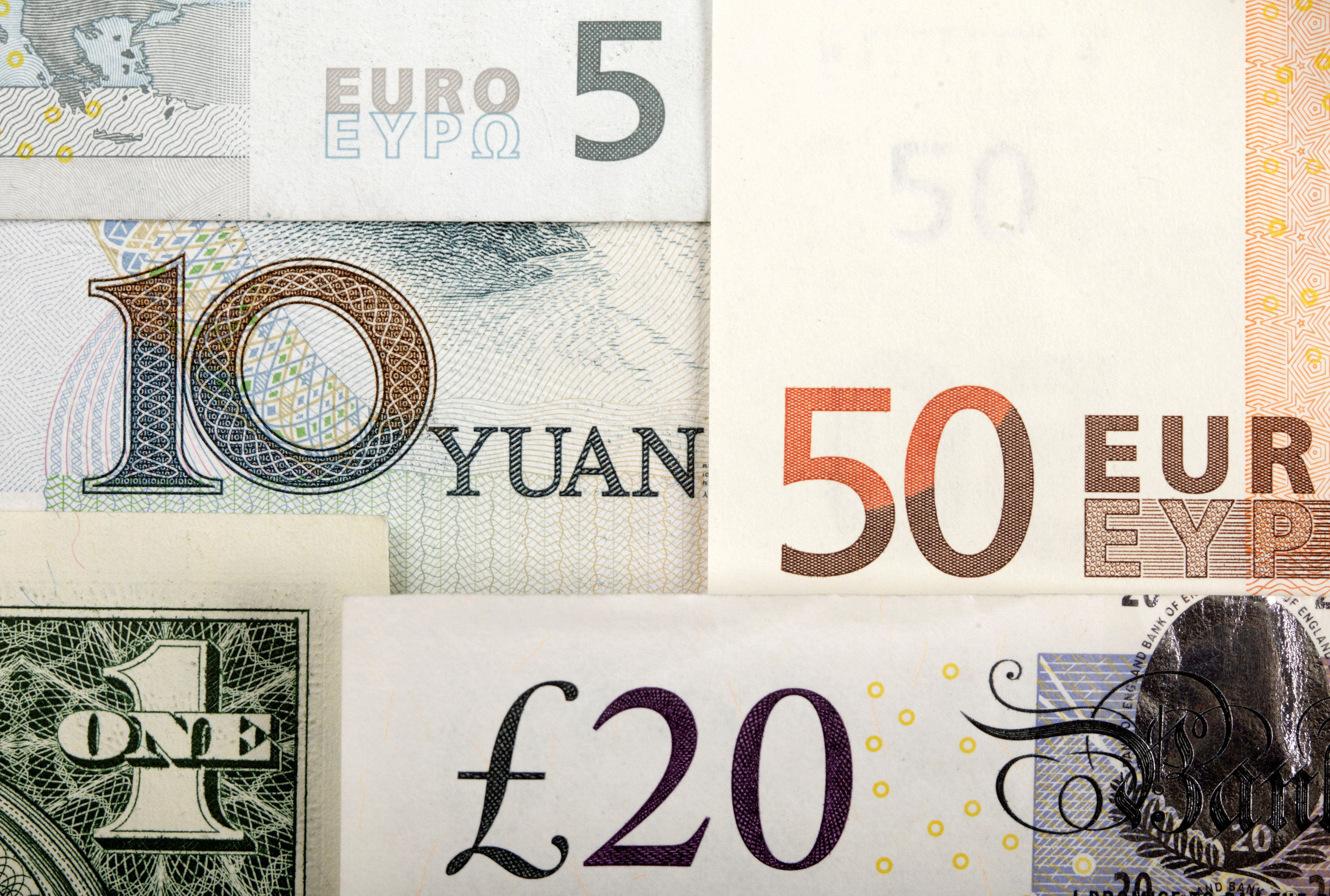 Insurance Companies Pension Funds Dominate Currency Trading Bis