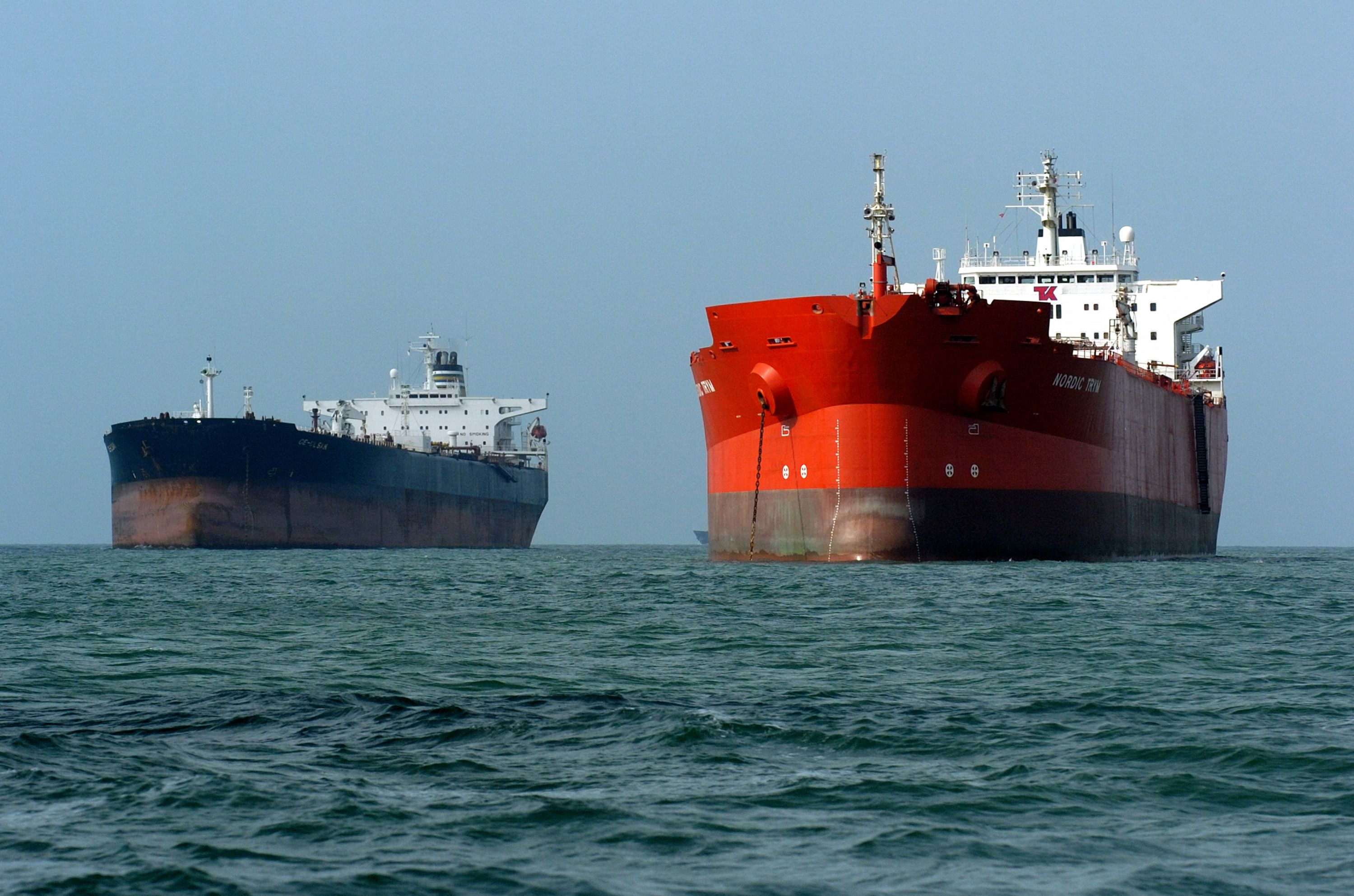 Singapore-flagged oil tankers held in Yemen port, Transport