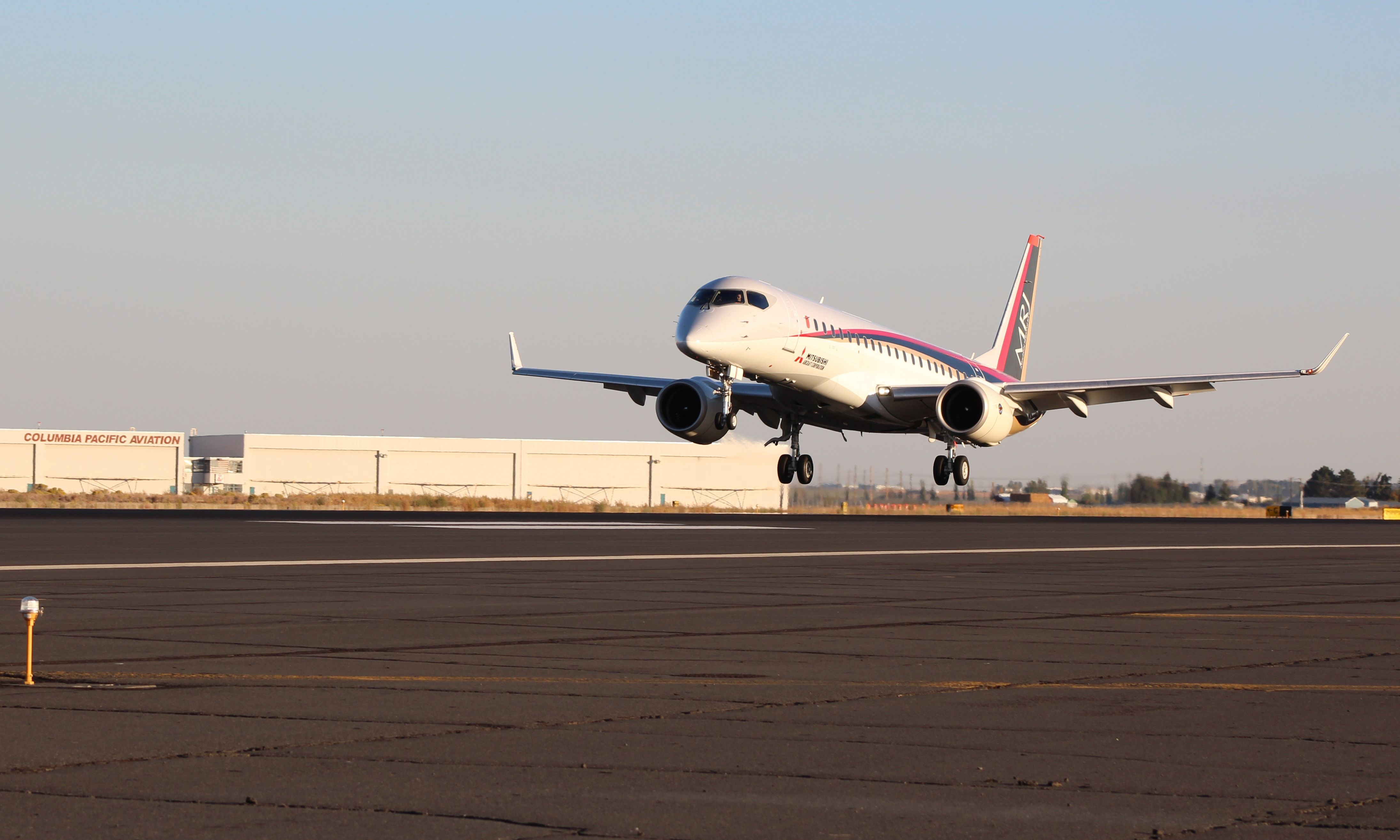 mitsubishi aircraft may delay delivery of first jet to ana