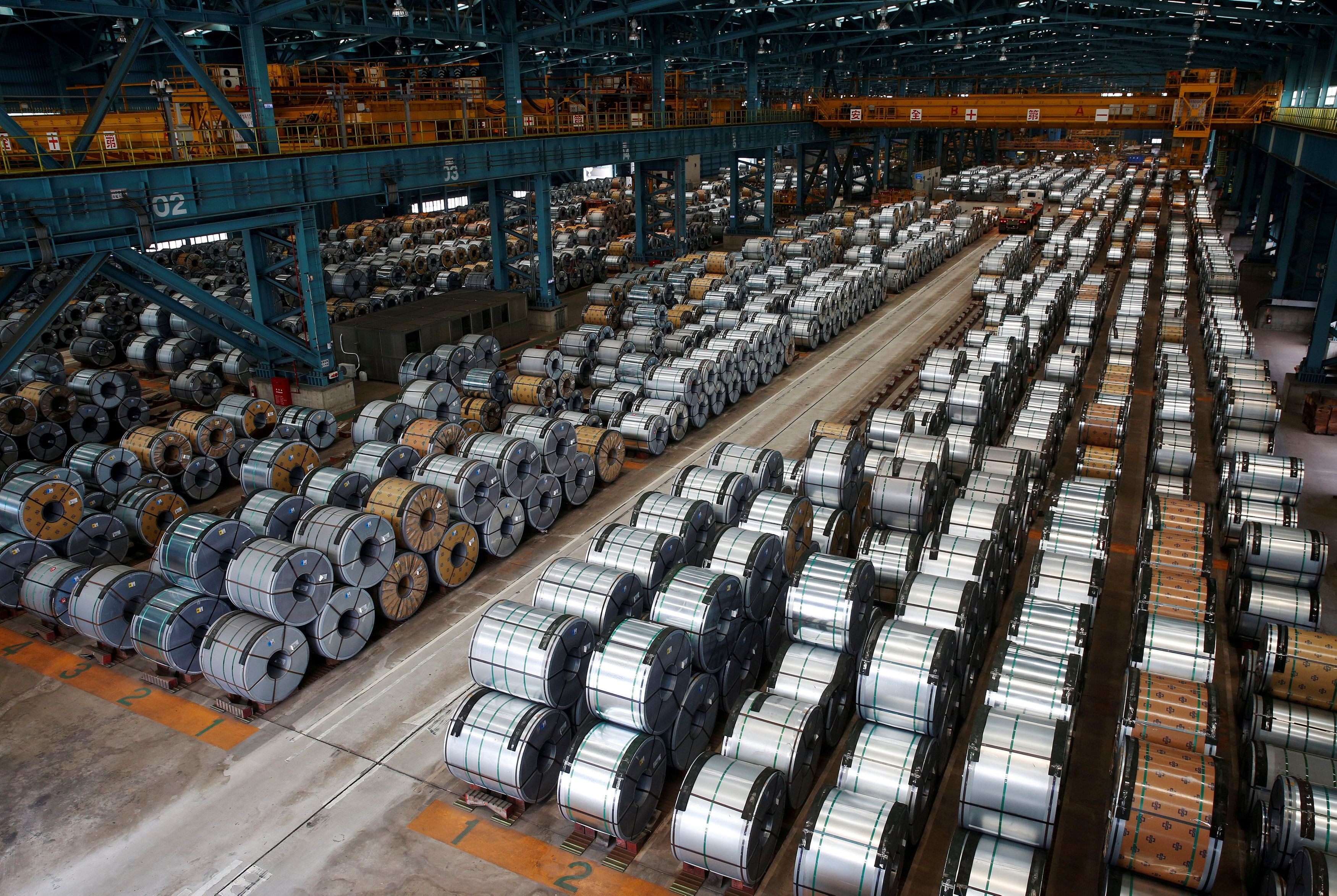 98957c9a427 China meets 2016 target for steel capacity cuts: state planner ...