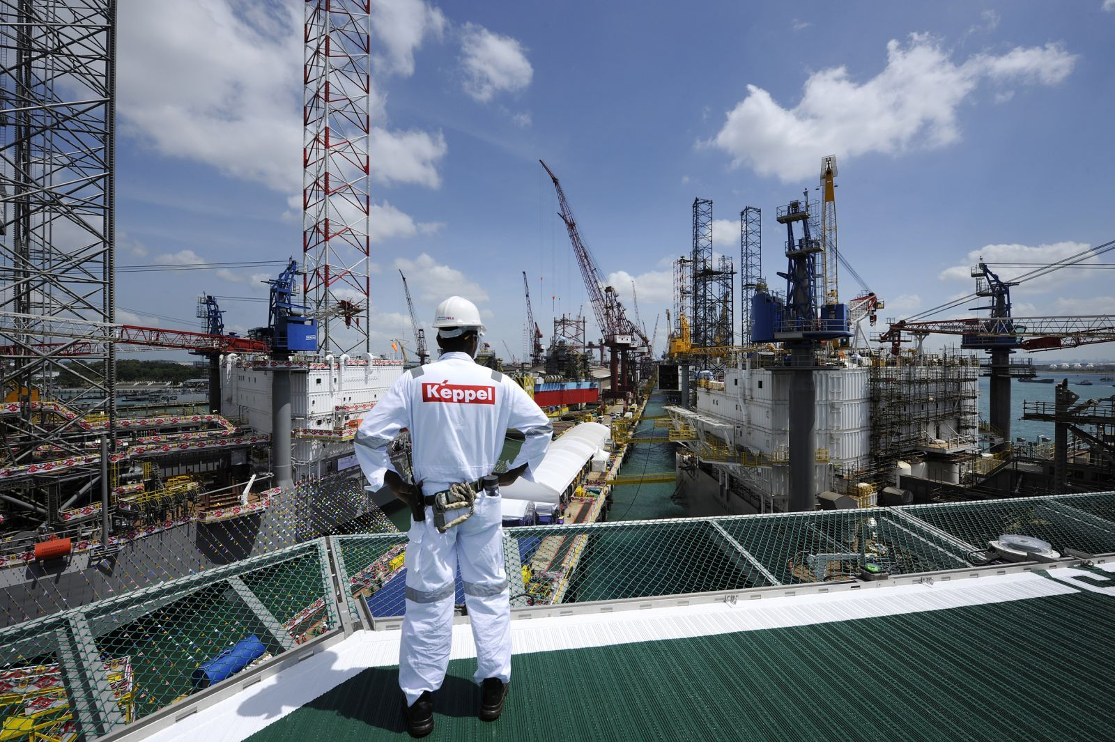 Image result for Keppel Corp