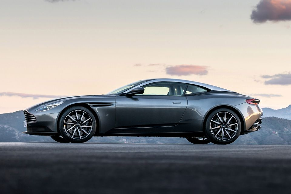 Aston Martin Doubles Number Of New Buyers With Its DB Transport - How much are aston martin