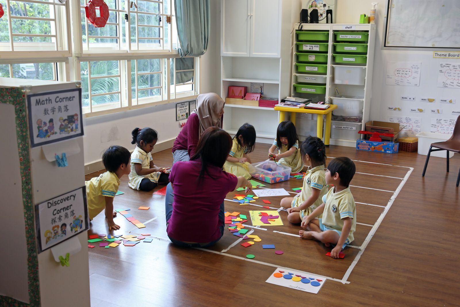 Ministry Looking At Inclusive Preschool Model For Special Needs