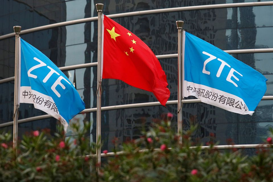 Image result for Sanctions Probe Beyond China's ZTE