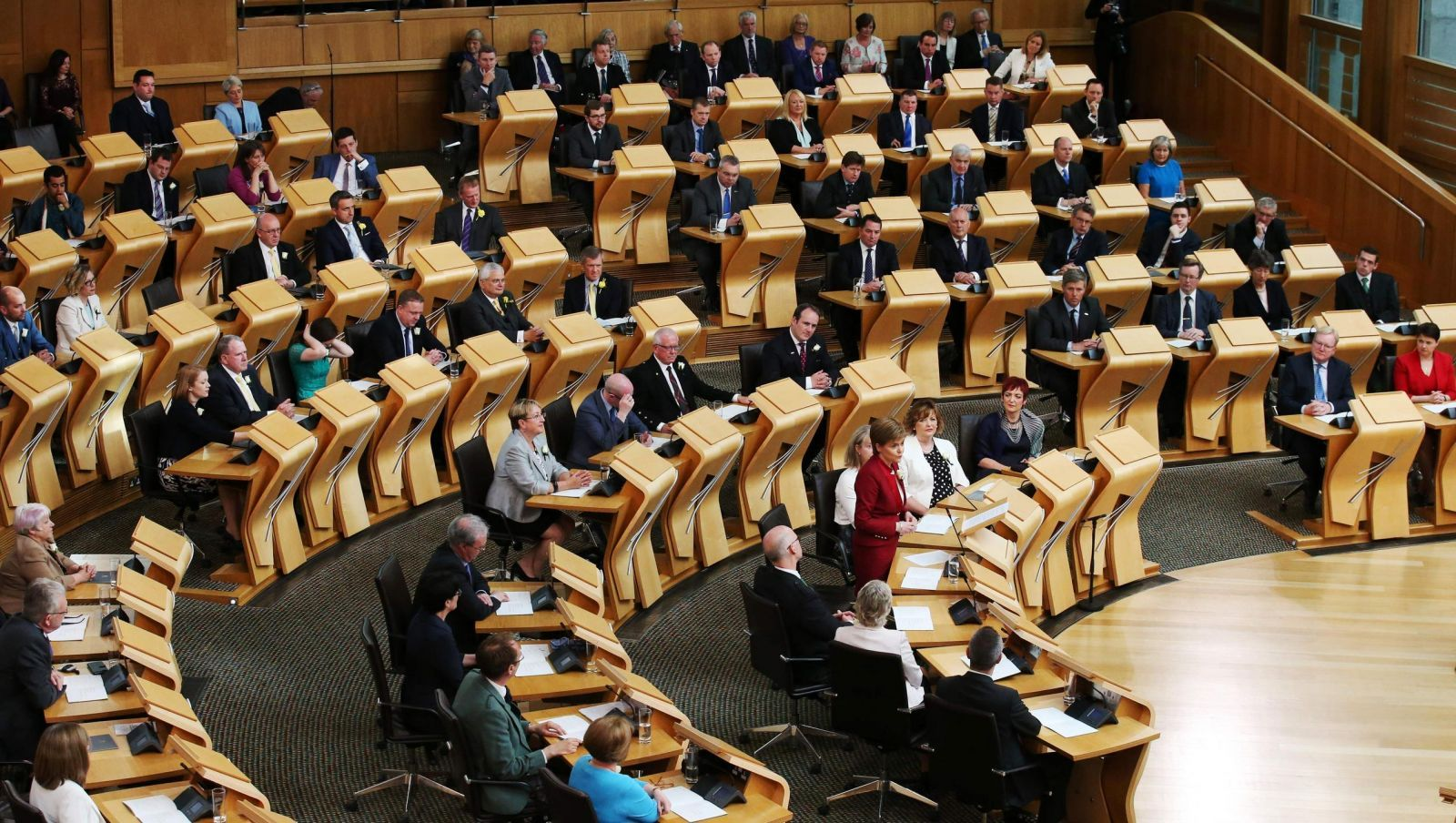 Scottish lawmakers