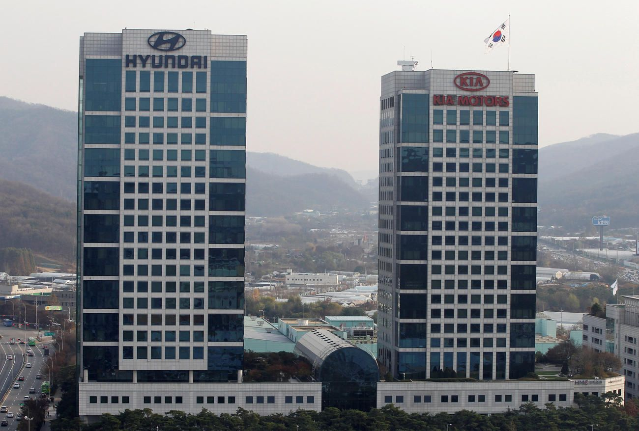 Hyundai motor company united states - Hyundai Motor Co And Kia Motors Corp Plan To Recall Tens Of Thousands Of Vehicles In South Korea And An Unidentified Number In The United States Due To