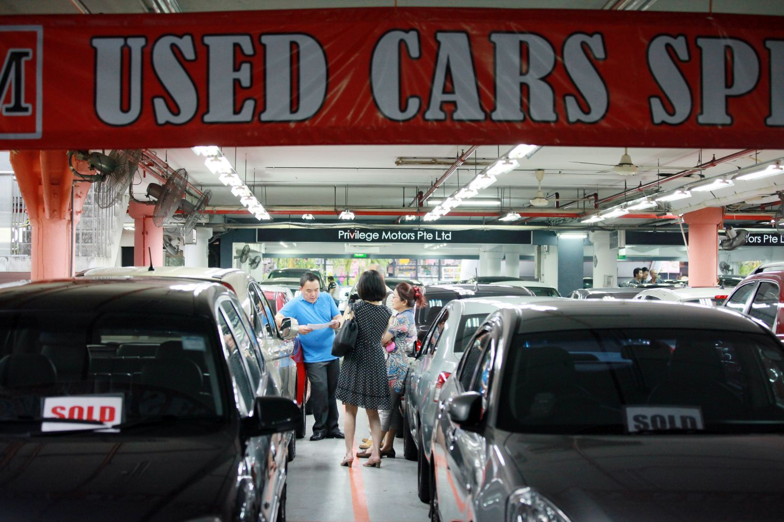 Slower economy, high prices boost demand for old cars, Transport ...