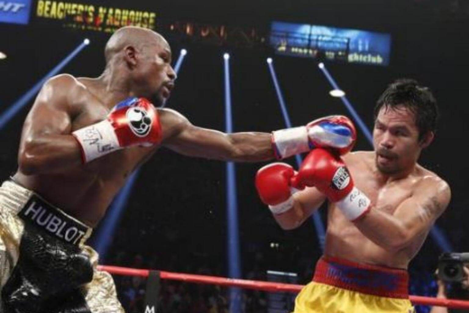 boxing pacquiao eyeing mayweather rematch says trainer life