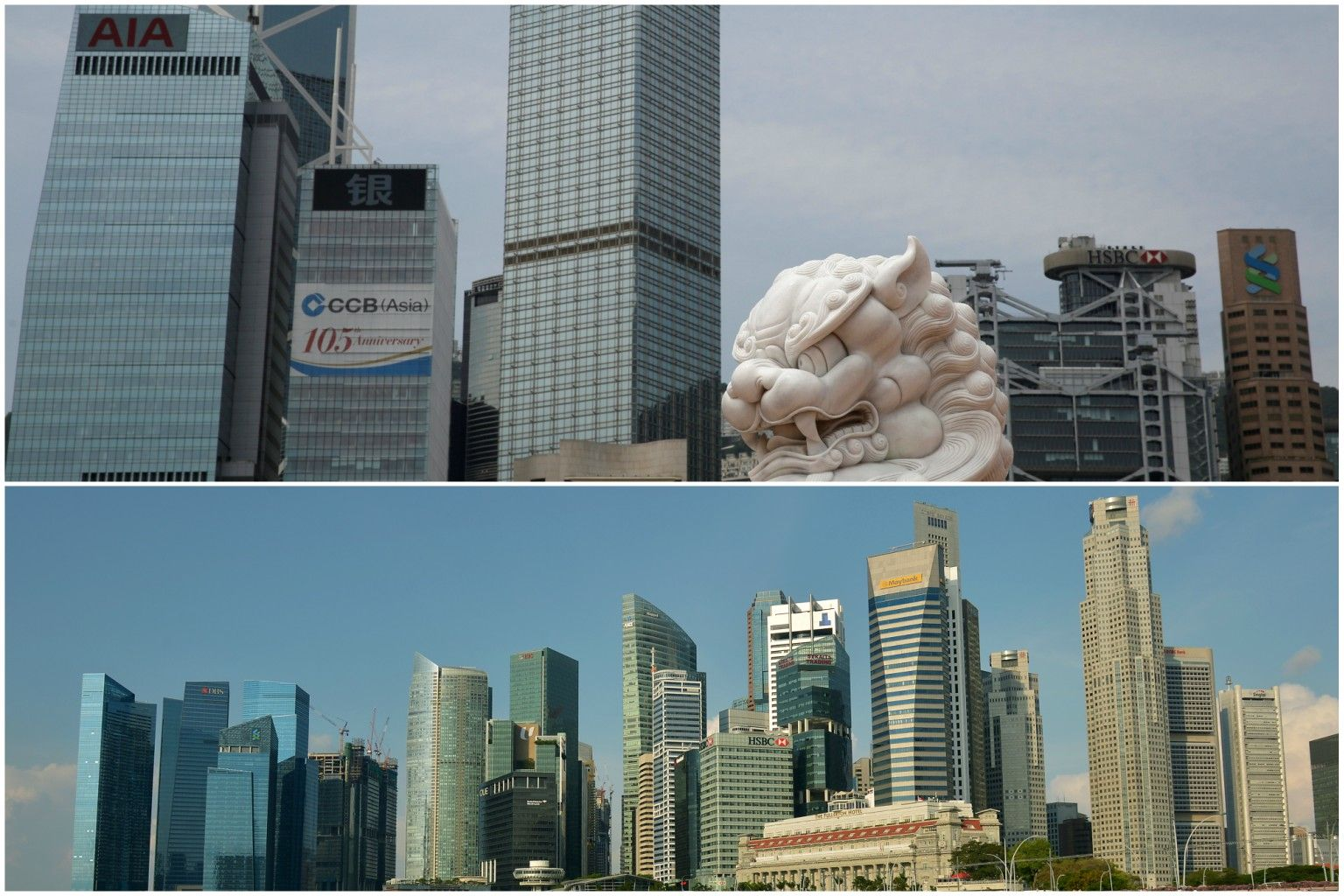 Hong Kong Versus Singapore Which City