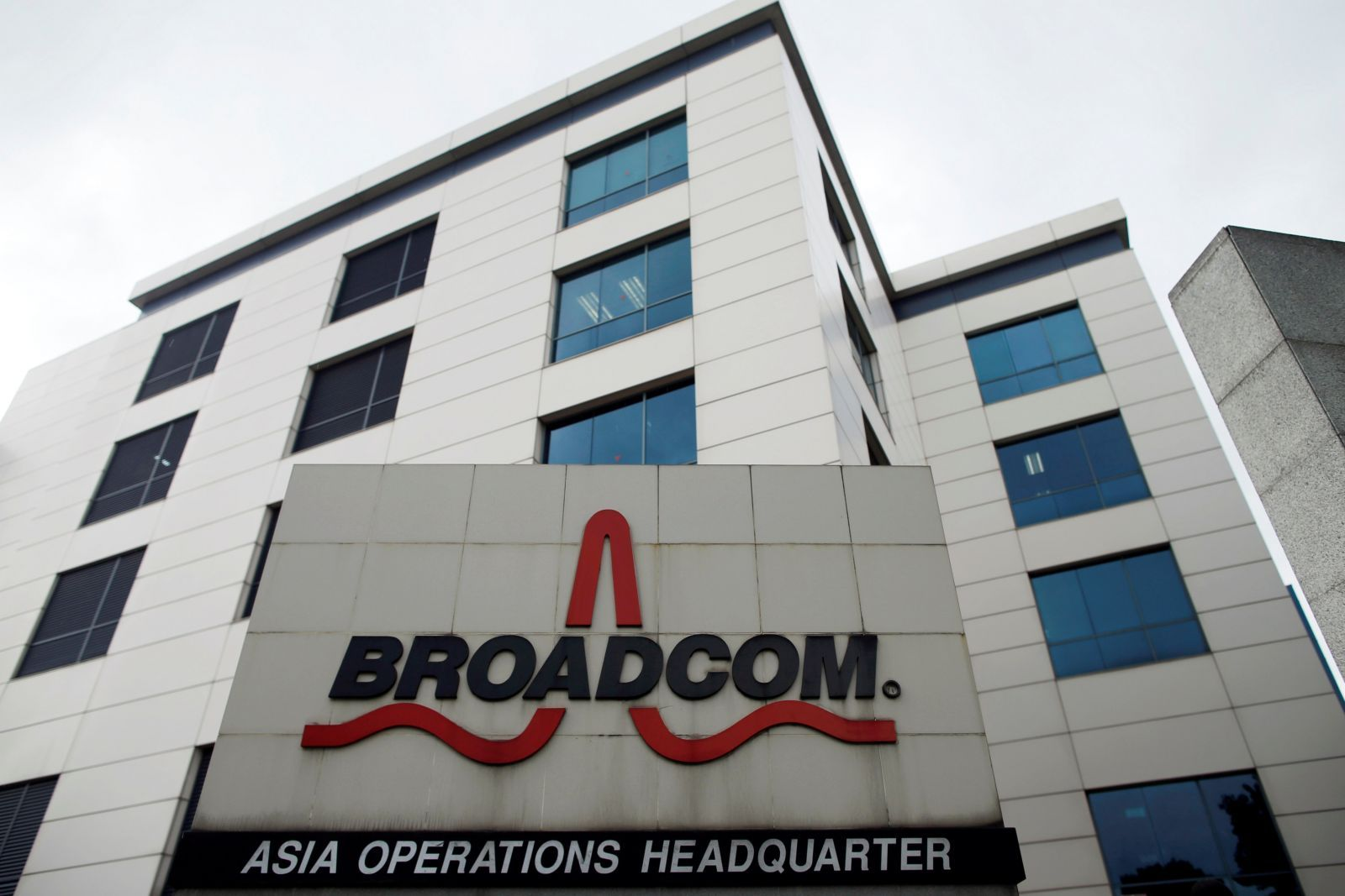 Semiconductor Giant Broadcom To Move Hq From Spore To Us