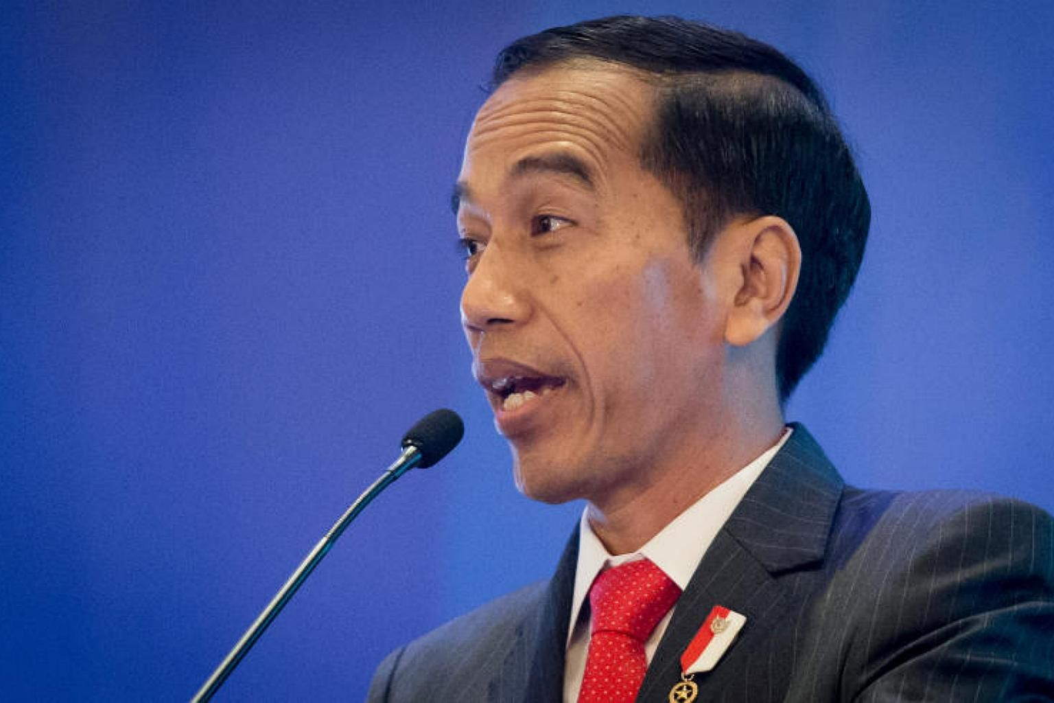 Jokowi says his reforms are a success with growth above 5 jokowi says his reforms are a success with growth above 5 reheart Images