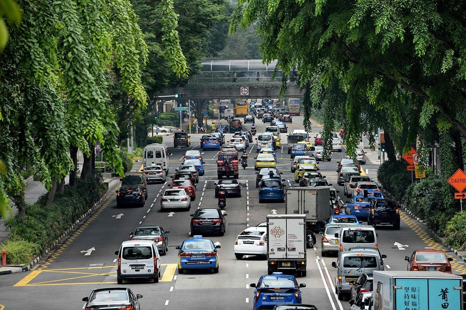 Uber\'s sale of unused cars drags COEs, Transport - THE BUSINESS TIMES