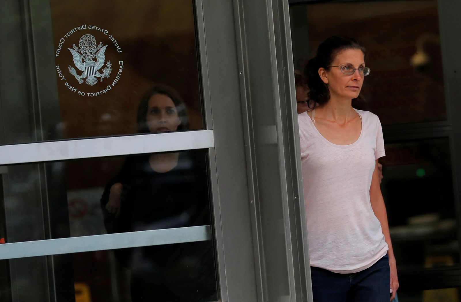 Us Liquor Heiress Charged In New York Sex Slave Case Government