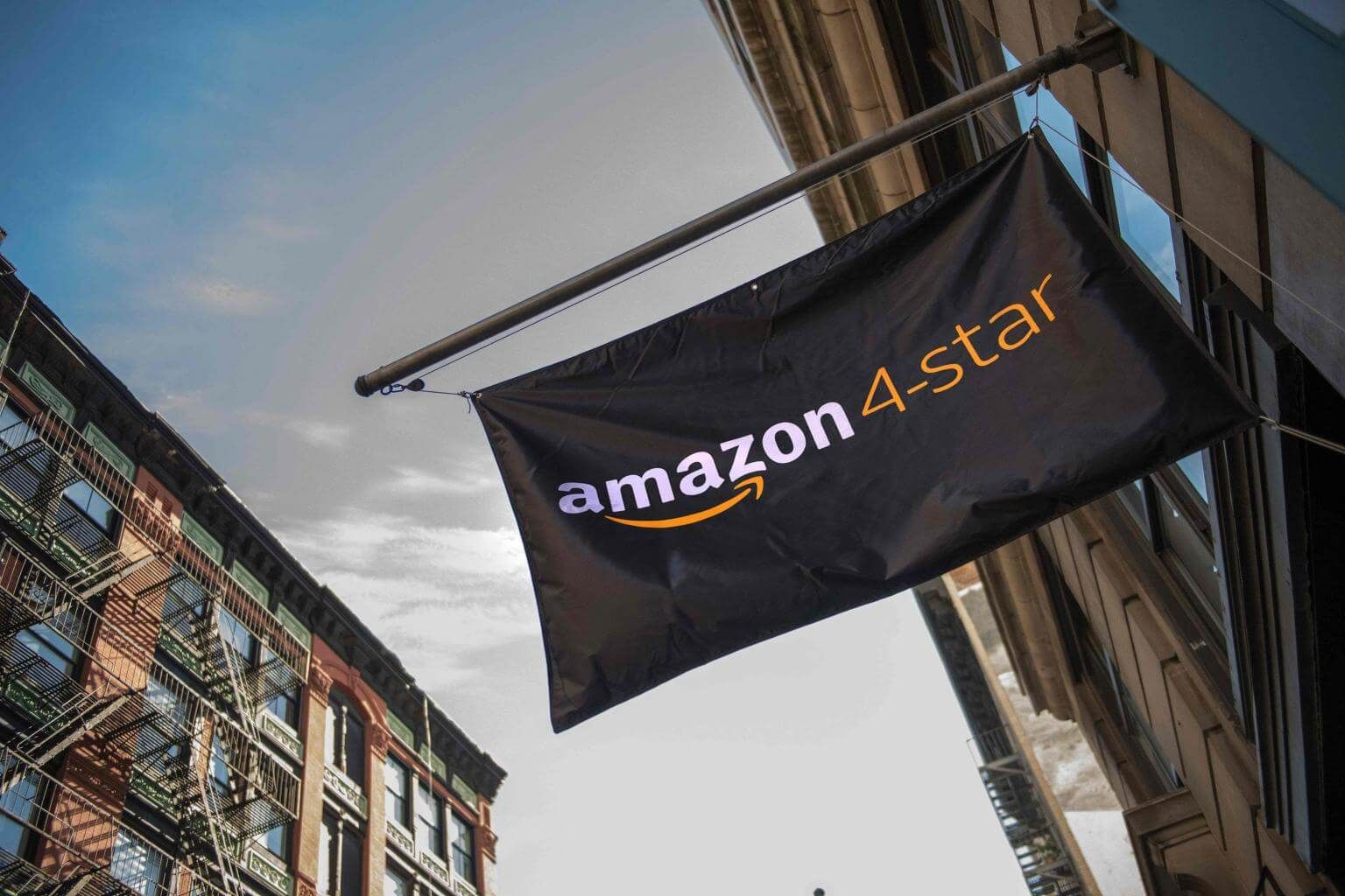 Amazon opens new store, 4-Star recommendations