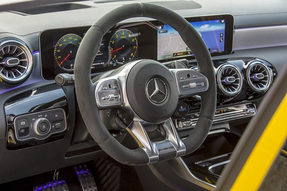 Mercedes-AMG A 35 review: Beyond the hot hatch norm, Hub - THE