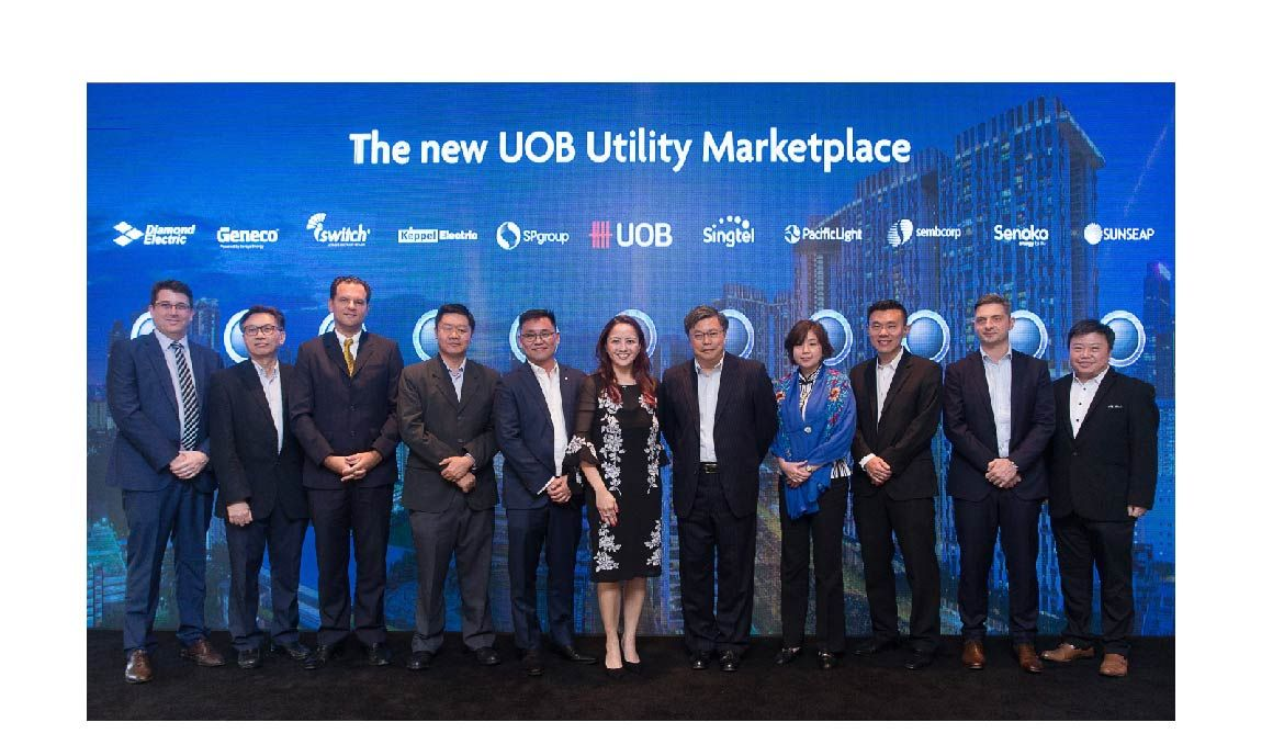 UOB launches online utility marketplace, Banking & Finance