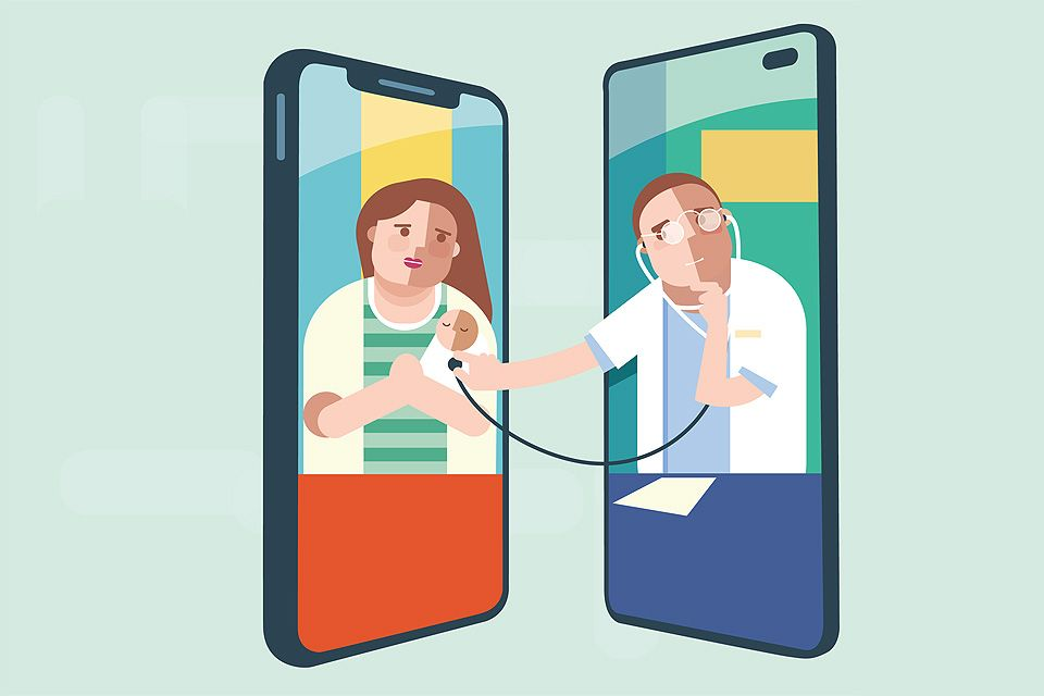 The doctor is online: why telemedicine apps need to tread