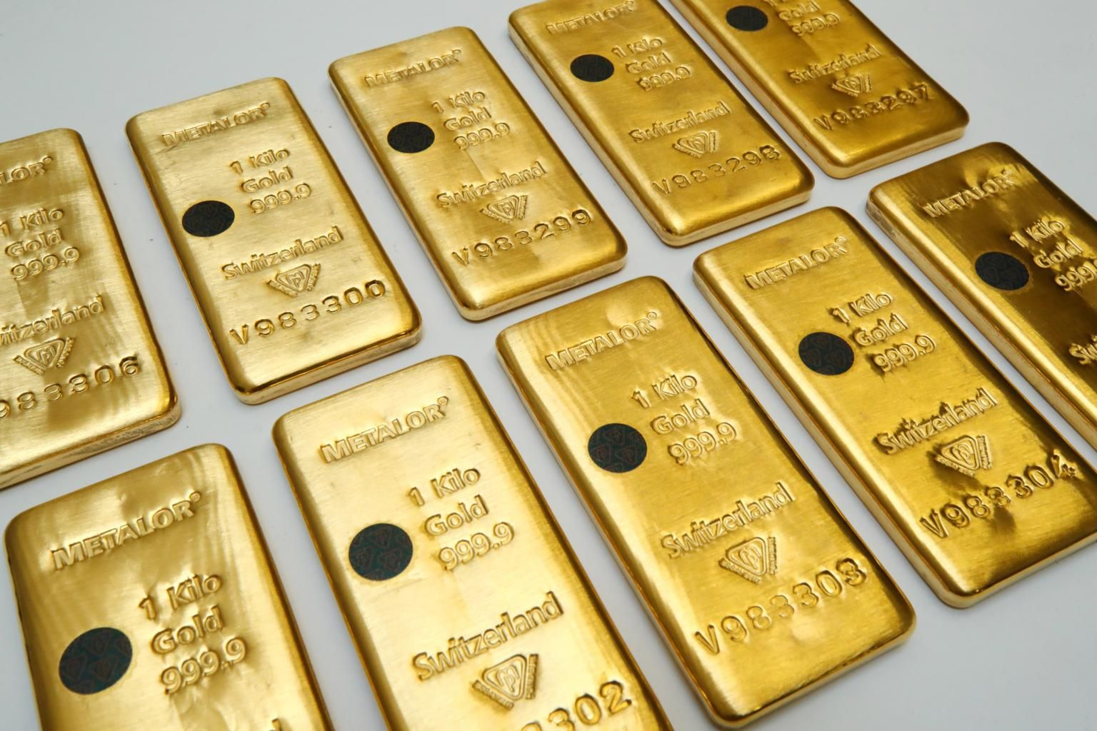 Could Push Gold Past Us 1 600 Per Ounce