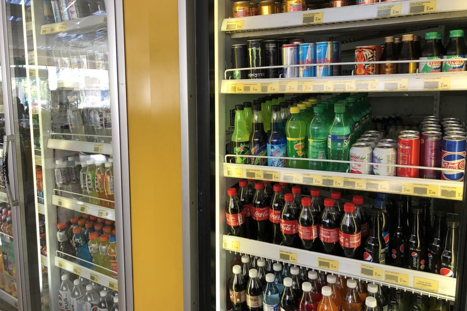commercial refrigerator singapore