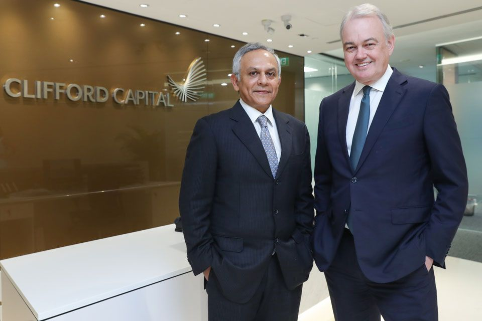Clifford Capital launches platform for Asian infrastructure debt, Banking &  Finance - THE BUSINESS TIMES