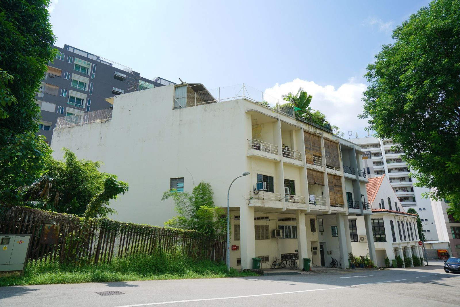 Mount Emily Residential Block Up For Collective Sale With S 24m Guide Price Real Estate The Business Times