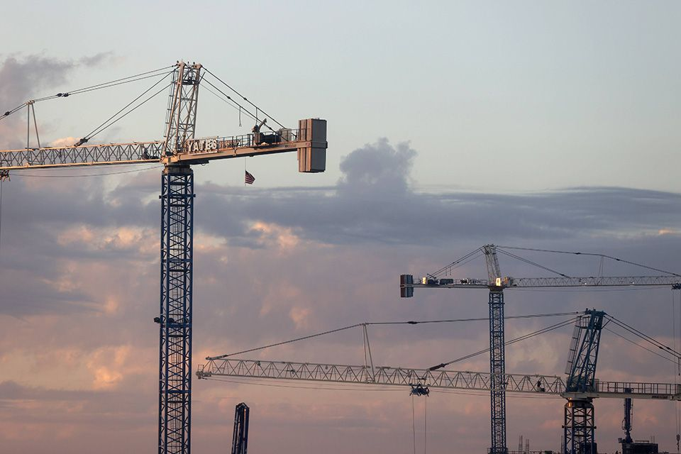 US construction spending races to record high in Nov 2020, Real Estate -  THE BUSINESS TIMES
