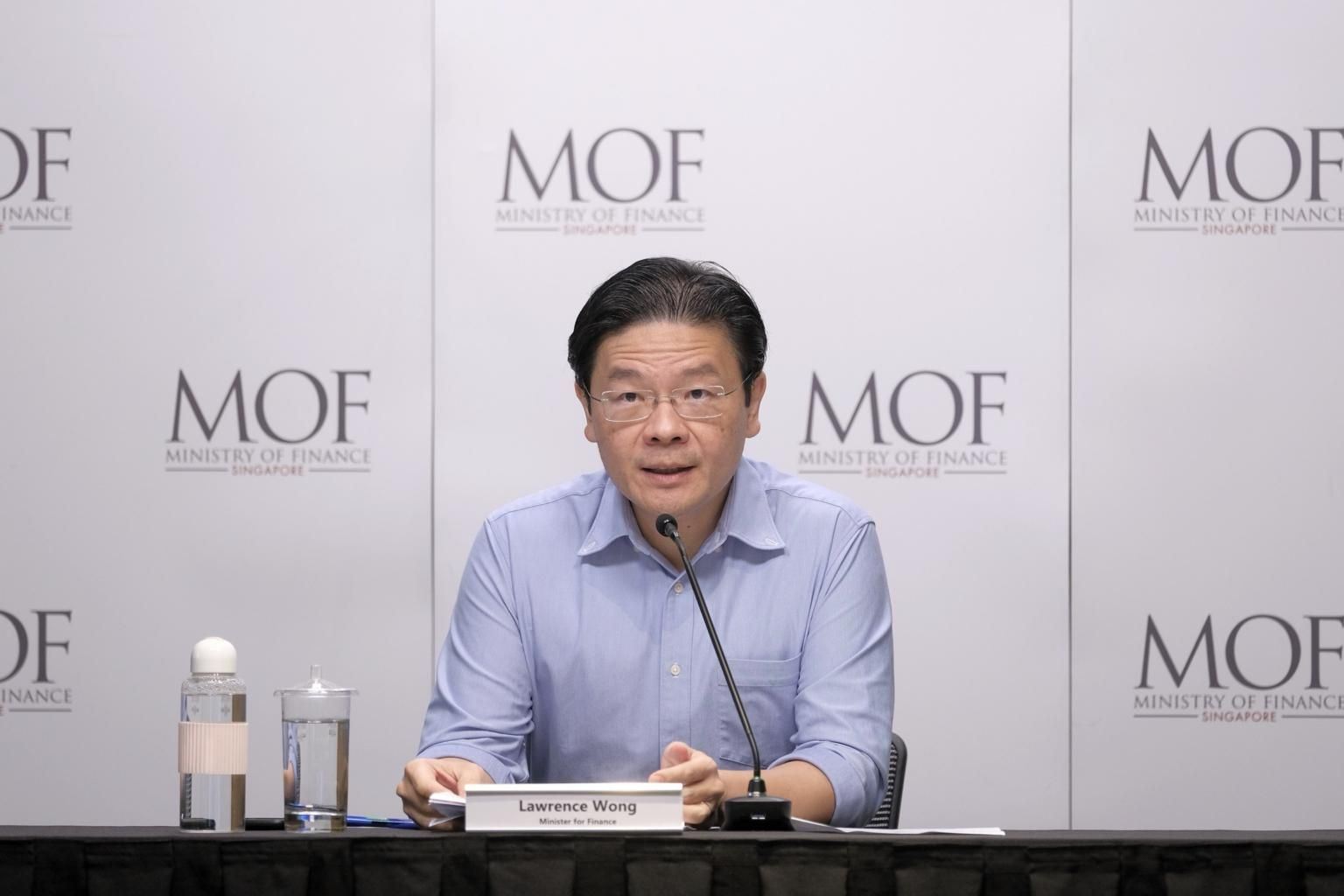 Finance Minister Lawrence Wong Appointed To Mas Board Ong Ye Kung To Step Down Government Economy The Business Times