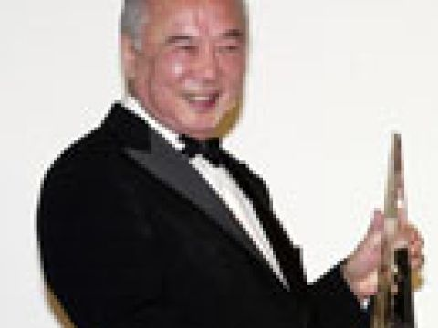 Mr Wee Cho Yaw, 2nd time winner Businessman of the Year 2001 and 1990